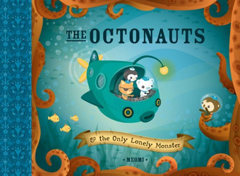 Download The Octonauts and the Only Lonely Monster  Read Aloud  Book