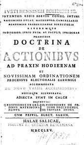 Doctrina de actionibus