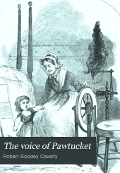 The Voice of Pawtucket: A Legend of Long Ago