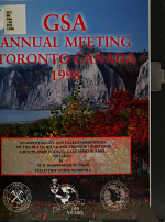 Sedimentology and Paleocommunities of the Black River and Trenton Limestone Groups (Ordovician), Lake Simcoe Area, Ontario