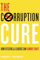 The Corruption Cure PDF
