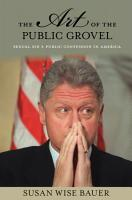 The Art of the Public Grovel PDF