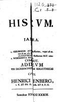 Selecta juris et historiarum tum anecdota tum iam edita  sed rariora PDF