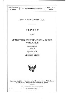 Student Success Act