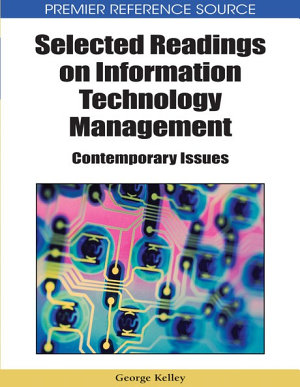 Selected Readings on Information Technology Management  Contemporary Issues PDF