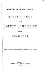 Annual Report: Volume 10, Part 1894