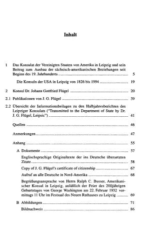 Das Konsulat der Vereinigten Staaten von Amerika zu Leipzig PDF