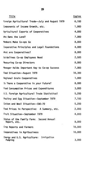 Agriculture  Rural Development and Related Agencies Appropriations PDF