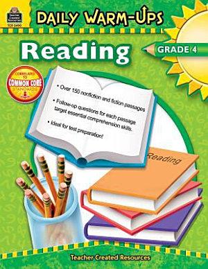 Daily Warm Ups  Reading  Grade 4 PDF