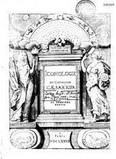 Iconologie, où les principales choses touchant les vices et les vertus sont représentées sous diverses figures, gravées en cuivre par J. de Bie