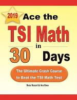 Ace the TSI Math in 30 Days