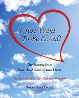 I Just Want To Be Loved   PDF