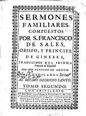 Sermones familiares