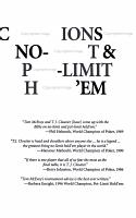 Championship No Limit   Pot Limit Hold  Em PDF