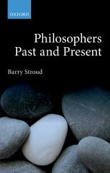 Philosophers Past And Present Book PDF