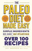 The Paleo Diet Cookbook PDF