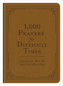 1 000 Prayers for Difficult Times PDF