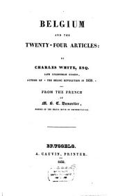 Belgium and the Twenty-four Articles