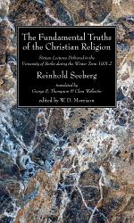 The Fundamental Truths of the Christian Religion