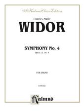Symphony No. 4 in F Minor, Opus 13: Organ Solo
