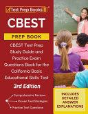 CBEST Prep Book PDF