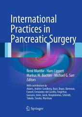 International Practices in Pancreatic Surgery