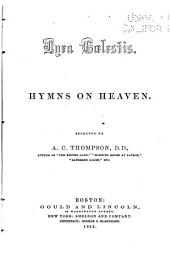 Lyra Cœlestis: Hymns on Heaven