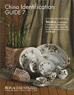 China Identification Guide 7 - Meito, Celebrate, Craftsman, Diamond, Empress, Hira, Imperial, Jyoto, National, Princess, and Regal