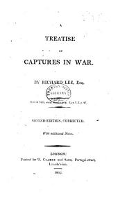 A Treatise of Captures in War