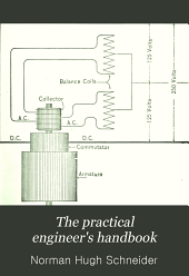 The practical engineer's handbook: The care and management of electric power plants