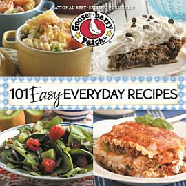 101 Easy Everyday Recipes