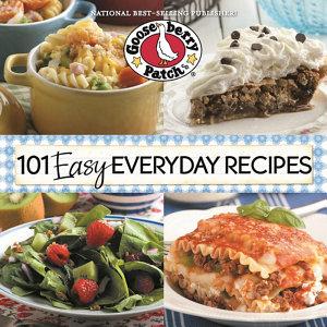 101 Easy Everyday Recipes Book