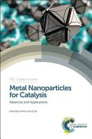 Metal Nanoparticles for Catalysis PDF