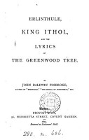 Erlinthule  king Ithol and the lyrics of the greenwood tree PDF
