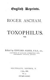 Toxophilus, 1545