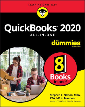 QuickBooks 2020 All In One For Dummies