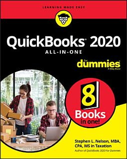 QuickBooks 2020 All In One For Dummies Book