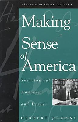 Making Sense of America