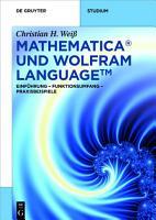 Mathematica und Wolfram Language PDF