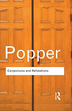 Conjectures and Refutations PDF