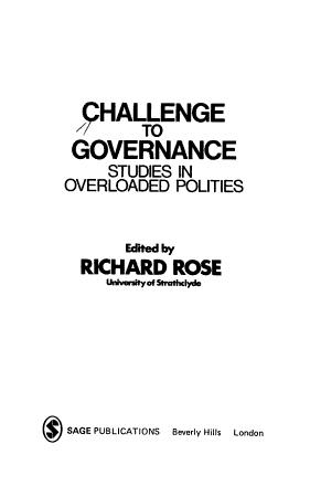 Challenge to Governance PDF