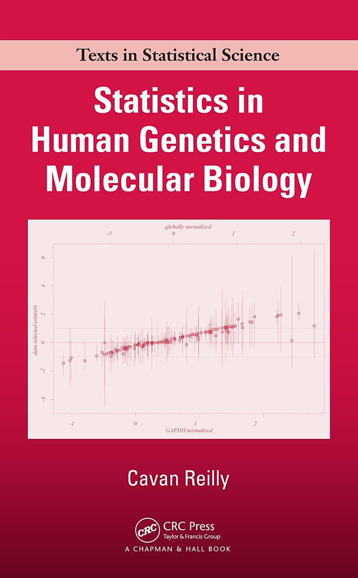Statistics in Human Genetics and Molecular Biology
