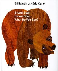 Brown Bear Brown Bear What Do You See  Book PDF