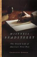 Mistress Bradstreet PDF