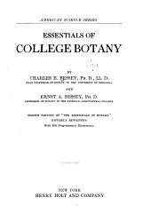 Essentials of college botany