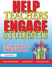 Help Teachers Engage Students PDF