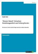 Shutter Island   Zwischen Ermittlungsarbeit und Schizophrenie PDF