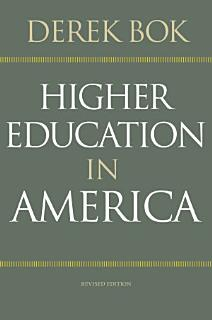 Higher Education in America Book