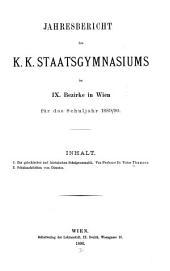 Zur griechischen und lateinischen Schulgrammatik