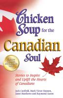 Chicken Soup for the Canadian Soul PDF